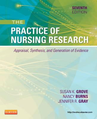 Practice of Nursing Research (BOK)