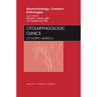 Neurorhinology: Common Pathologies, an Issue of Otolaryngolo (BOK)