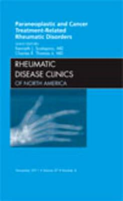 Paraneoplastic and Cancer Treatment-Related Rheumatic Disord (BOK)