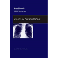 Bronchiectasis, An Issue of Clinics in Chest Medicine (BOK)