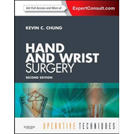 Operative Techniques: Hand and Wrist Surgery: Expert Consult - Online and Print (BOK)