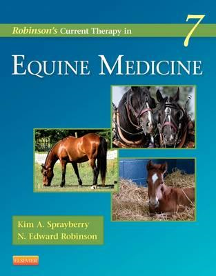 Robinson's Current Therapy in Equine Medicine (BOK)