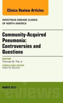 Community Acquired Pneumonia: Controversies and Questions, a (BOK)