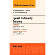 Spinal Deformity Surgery, An Issue of Neurosurgery Clinics (BOK)