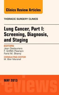 Lung Cancer, Part I: Screening, Diagnosis, and Staging, An I (BOK)