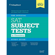 Official SAT Subject Test in Chemistry Study Guide (BOK)