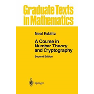 Course in Number Theory and Cryptography (BOK)