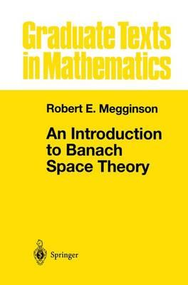 Introduction to Banach Space Theory (BOK)