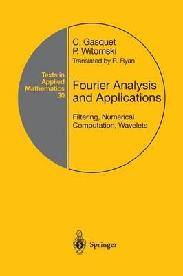 Fourier Analysis and Applications (BOK)