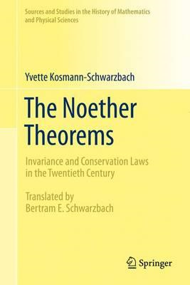 Noether Theorems (BOK)