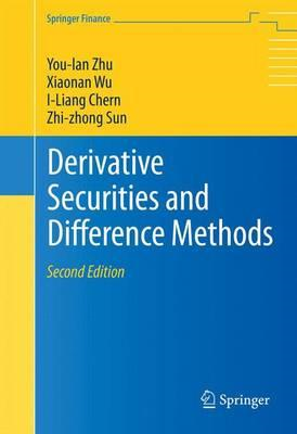 Derivative Securities and Difference Methods (BOK)