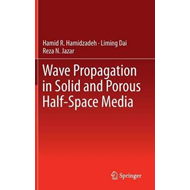Wave Propagation in Solid and Porous Half-Space Media (BOK)