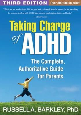 Taking Charge of ADHD, Third Edition (BOK)