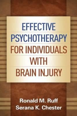 Effective Psychotherapy for Individuals with Brain Injury (BOK)
