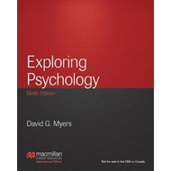 Exploring Psychology (BOK)