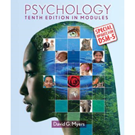 Psychology in Modules with Updates on DSM-5 (BOK)