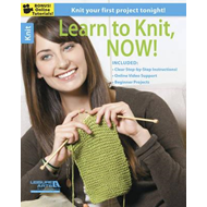 Learn to Knit, Now! (BOK)