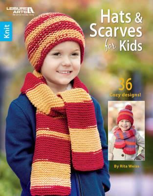 Knit Hats & Scarves for Kids (BOK)