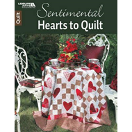 Sentimental Hearts to Quilt (BOK)