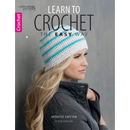 Learn to Crochet the Easy Way (BOK)