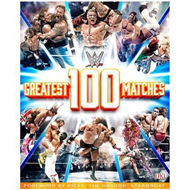 WWE: 100 Greatest Matches (BOK)