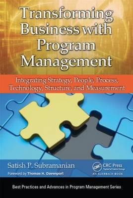 Transforming Business with Program Management (BOK)