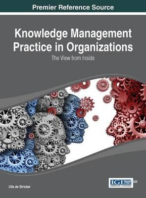 Knowledge Management Practice in Organizations (BOK)
