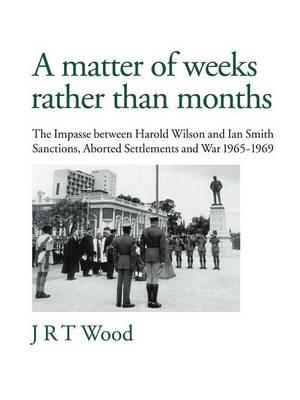 Matter of Weeks Rather Than Months (BOK)