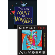 Really Big Numbers and You Can Count on Monsters (BOK)