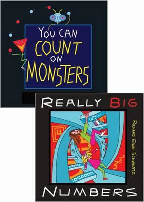 Really Big Numbers and You Can Count on Monsters, 2-Volume S (BOK)