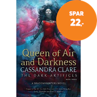 Produktbilde for Queen of Air and Darkness (BOK)