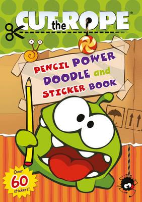 Cut the Rope: Doodle and Sticker Book (BOK)