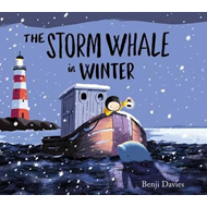 Storm Whale in Winter (BOK)