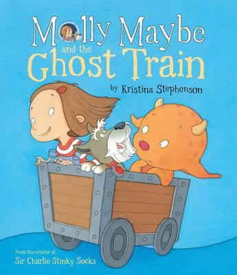 Molly Maybe and the Ghost Train (BOK)