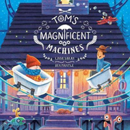 Tom's Magnificent Machines (BOK)
