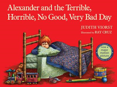 Alexander and the terrible, horrible, no good, very bad day (BOK)