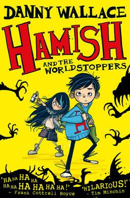 Hamish and the WorldStoppers (BOK)