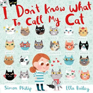 Produktbilde for I Don't Know What to Call My Cat (BOK)