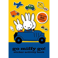 Go Miffy! Sticker Activity Book (BOK)