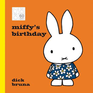 Miffy's Birthday 60th Anniversary Edition (BOK)