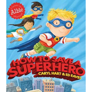 Produktbilde for How to Save a Superhero (BOK)
