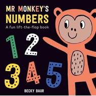 Mr Monkey's Numbers (BOK)