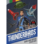 Thunderbirds Are Go Sticker Activity 2 (BOK)
