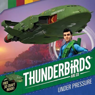 Thunderbirds Are Go: Under Pressure (BOK)