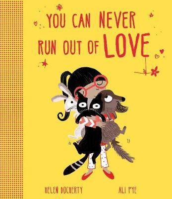 You Can Never Run Out Of Love (BOK)