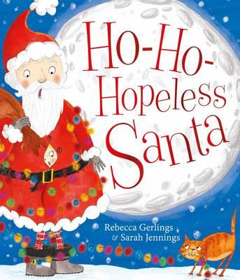 Ho-Ho-Hopeless Santa (BOK)