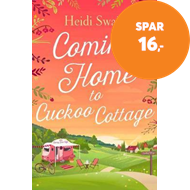 Produktbilde for Coming Home to Cuckoo Cottage (BOK)
