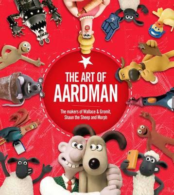 Art of Aardman (BOK)