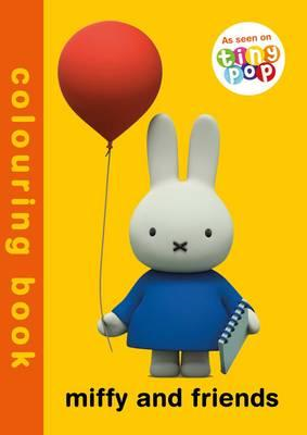 Miffy and Friends Colouring Book (BOK)