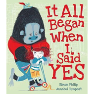 Produktbilde for It All Began When I Said Yes (BOK)
